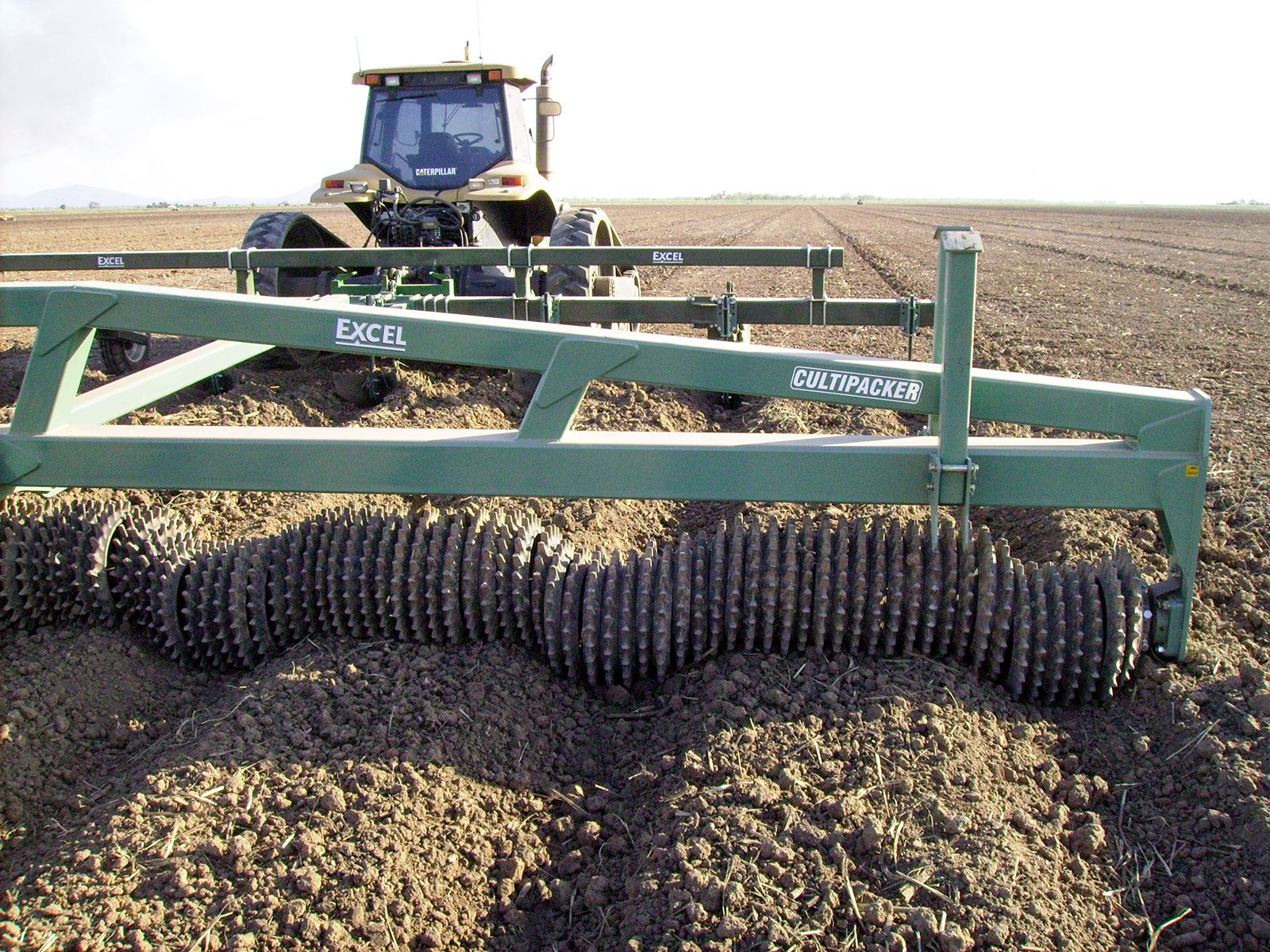 Excel Cultipacker Row Crop Tillage Equipment From Excel