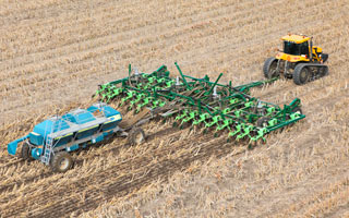 Gallery of Zero Till Parallelogram Tyne Wheat/Sorghum Planter