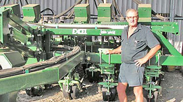 Read the story of Zero till boosts Liverpool Plains yield 50pc.