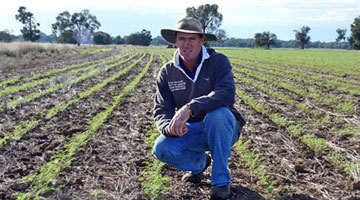 Read the story of Coonamble farmer Danny Keady with the Excel Stubble Warrior