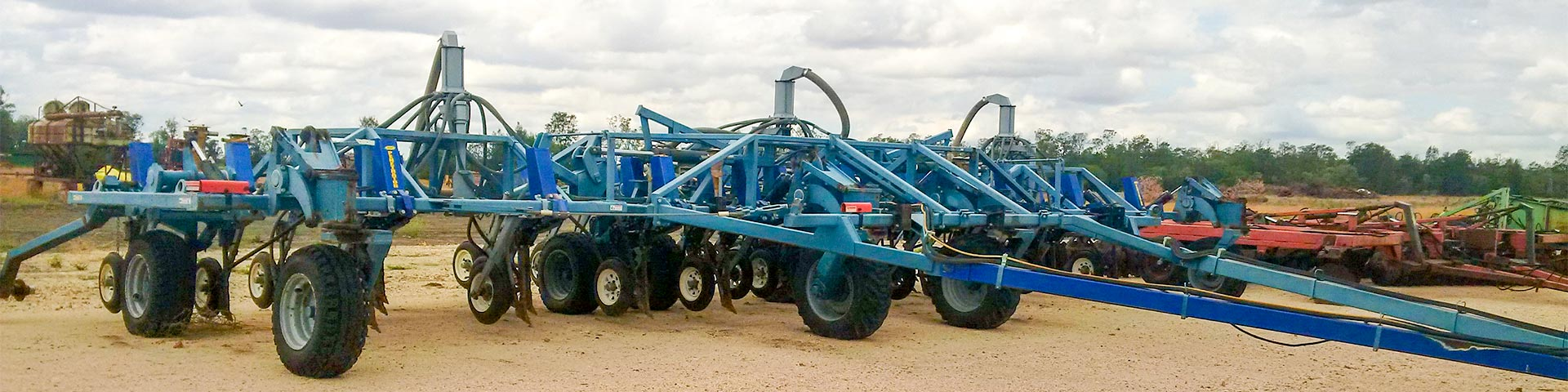 agricultural consignment equipment listing at excel