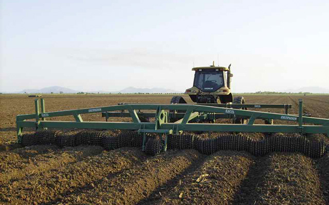 Row Crop cultipacker from Excel Agriculture
