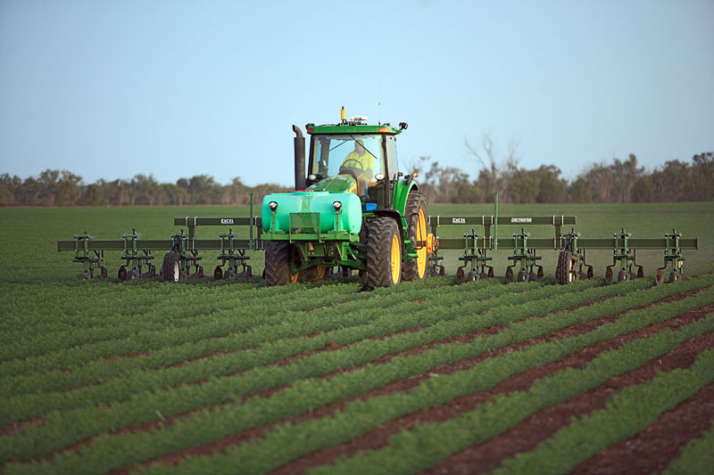 Row Crop Cultivator From Excel Agriculture